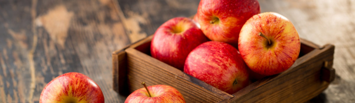 For Optimal Health, An Apple a Day Really Does Work!